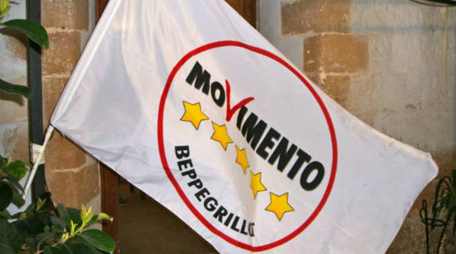 Movimento 5 Stelle bandiera