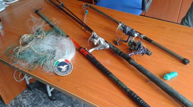 pesca irregolare