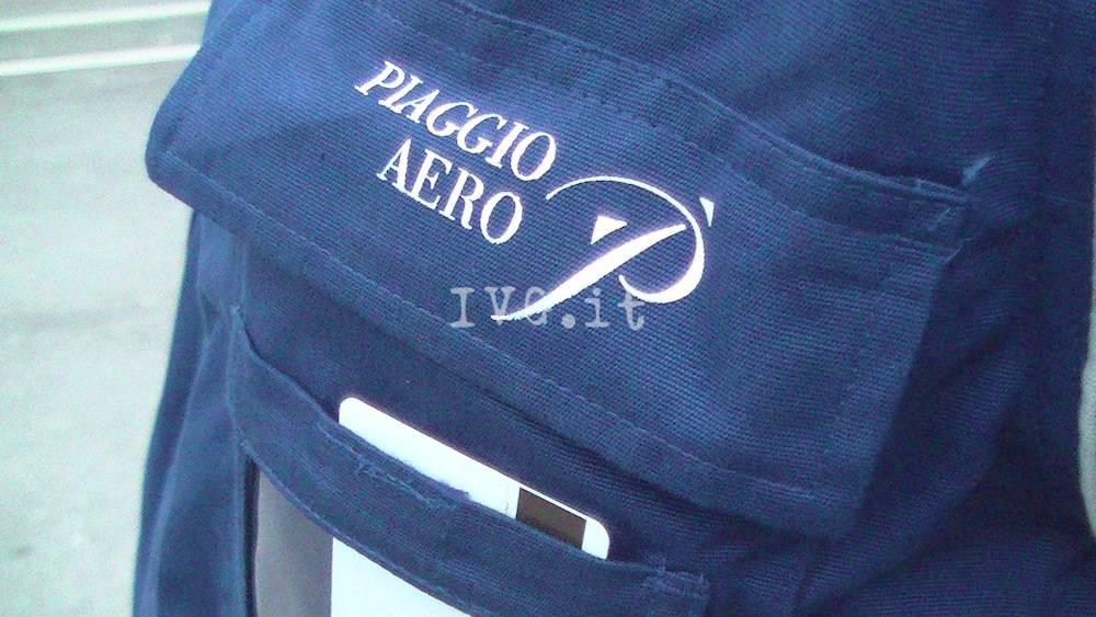 Piaggio Aero villanova lavoratori