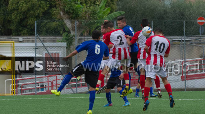 Quiliano Vs Campomorone S.Olcese