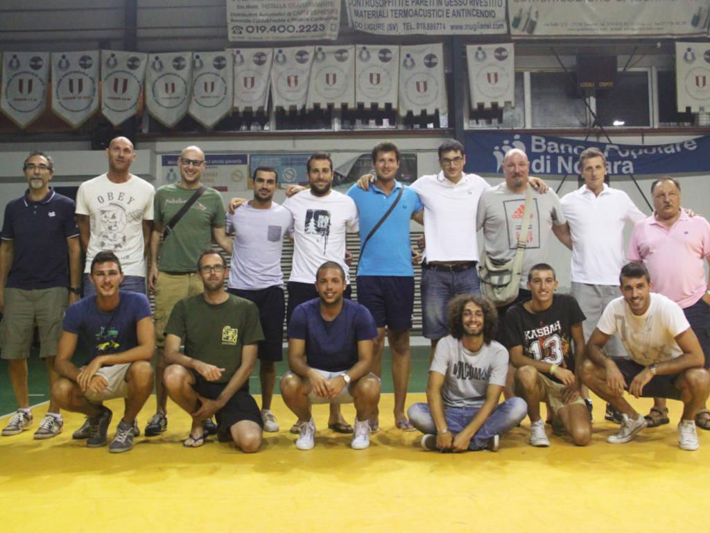 Italia Volley Calendario.La Spinnaker Albisola Volley Si Prepara Per La Coppa Italia