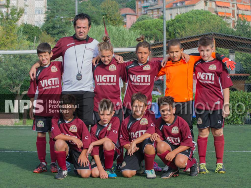 Torneo pulcini Vado - Veloce Granata Vs Borghetto
