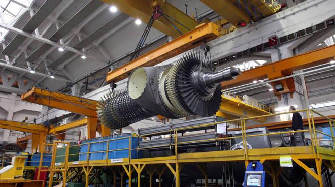 turbina ansaldo energia