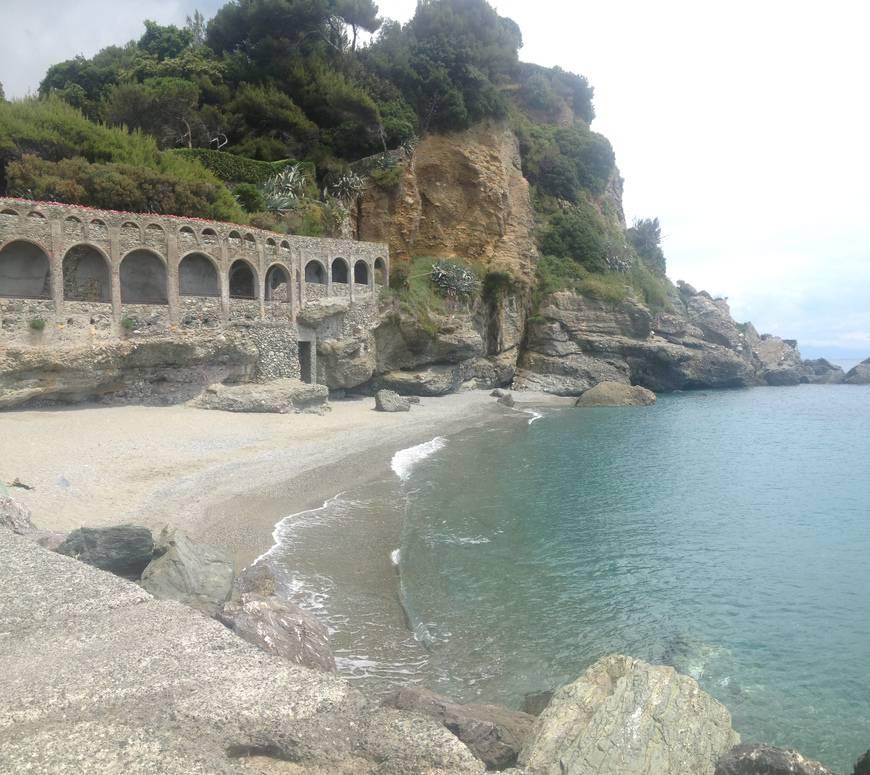 ultima spiaggia buco del prete
