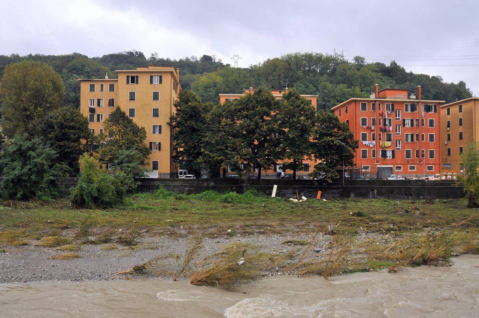 alluvione genova san quirico