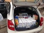 alluvione, tassisti a Montoggio e Rossiglione