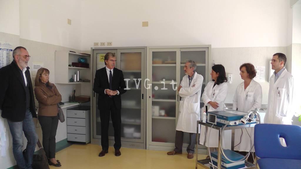 Apparecchiatura onde d'urto Ospedale San Paolo Savona