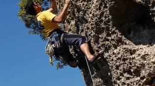 arrampicata finale