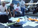 Banche Lega Nord contro commercio abusivo