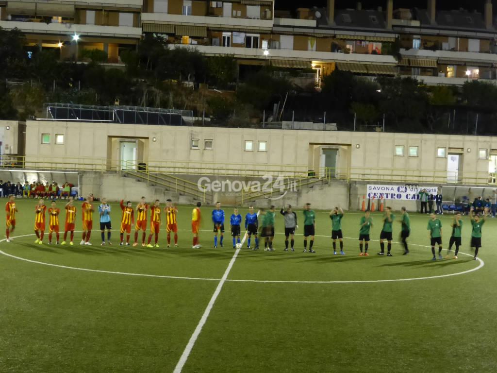 calcio Finale Sestrese