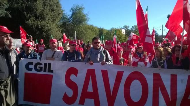 Cgil Savona contro Jobs Act