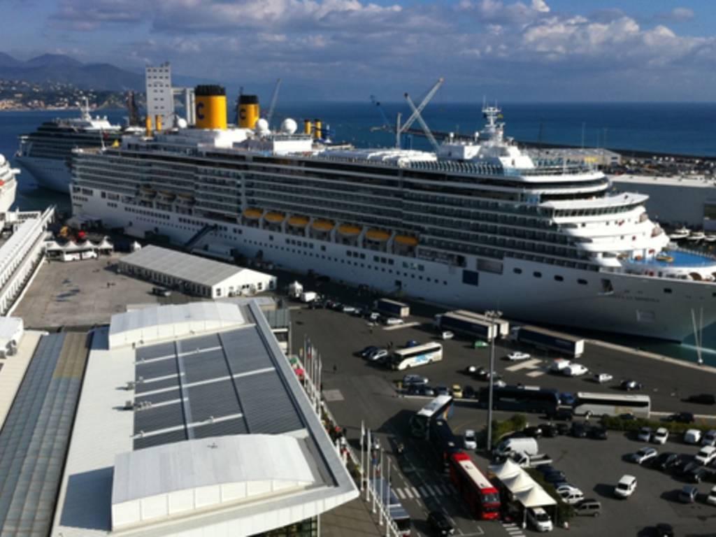 Costa Crociere porto Savona
