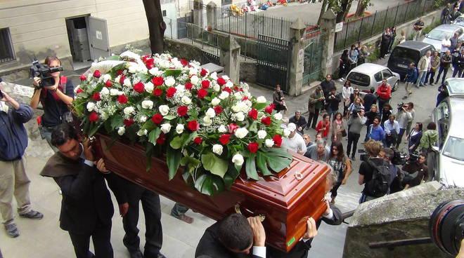 funerale antonio campanella