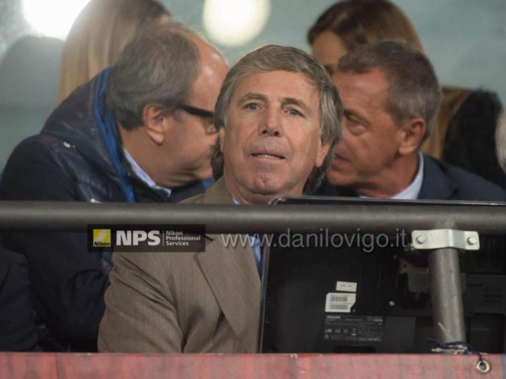 Genoa Vs Juventus enrico preziosi