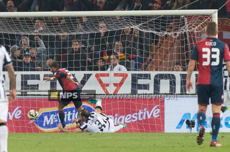 Genoa Vs Juventus antonini