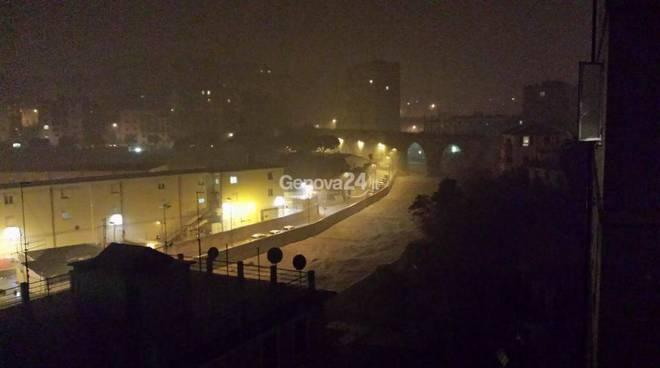 Genova, alluvione 9 ottobre 2014