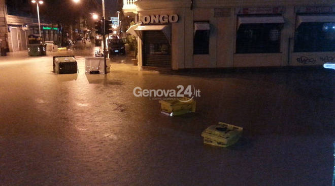 Genova, Alluvione 9 ottobre: il day after