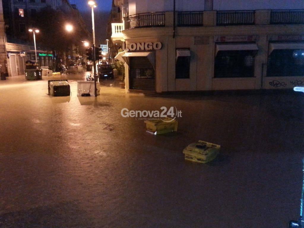Genova, Alluvione 9 ottobre: il day after