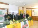 Giornata mondiale alimentazione Coldiretti Alassio alberghiero