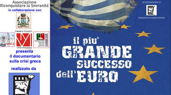il più grande successo dell'euro