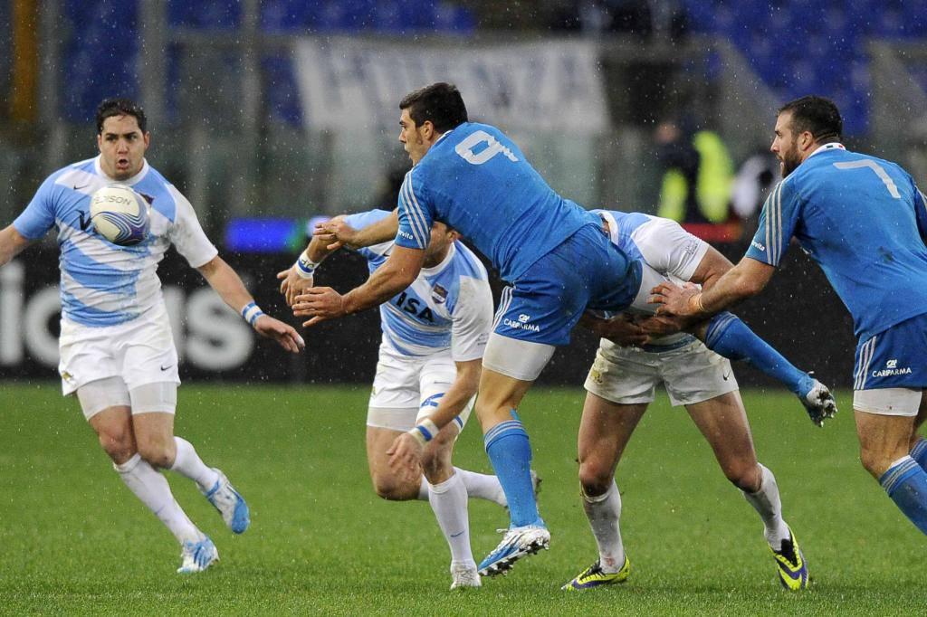 Italia Argentina rugby