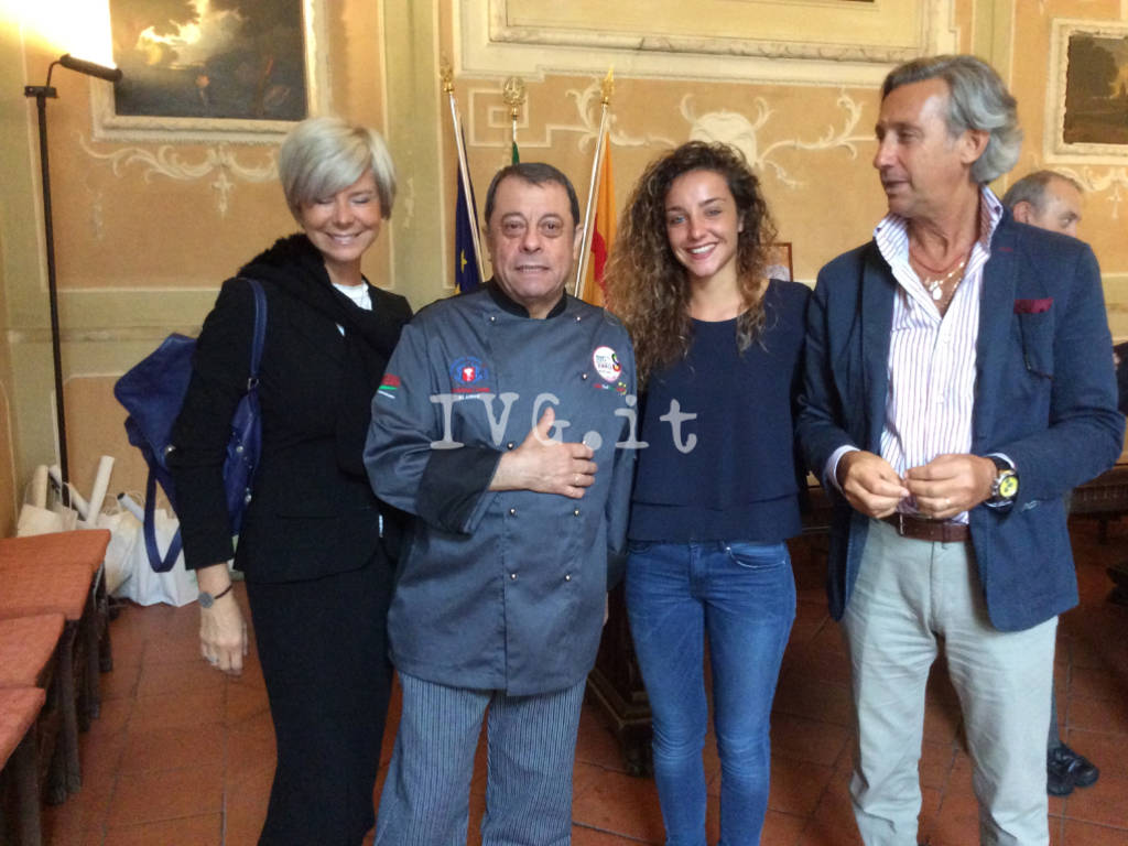 Italian Food Riviera Class Albenga Expo 2015