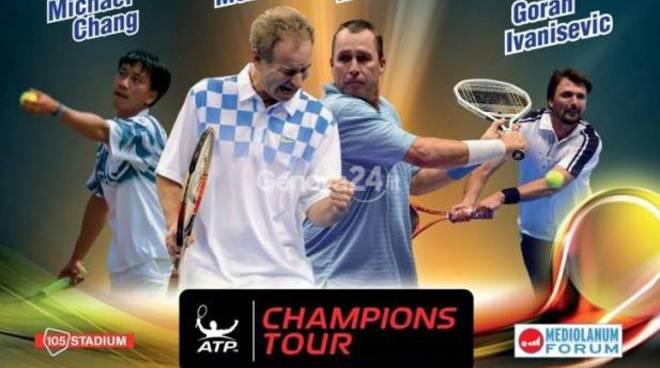 La Grande sfida con McEnroe, Lendl, Ivanisevic e Chang