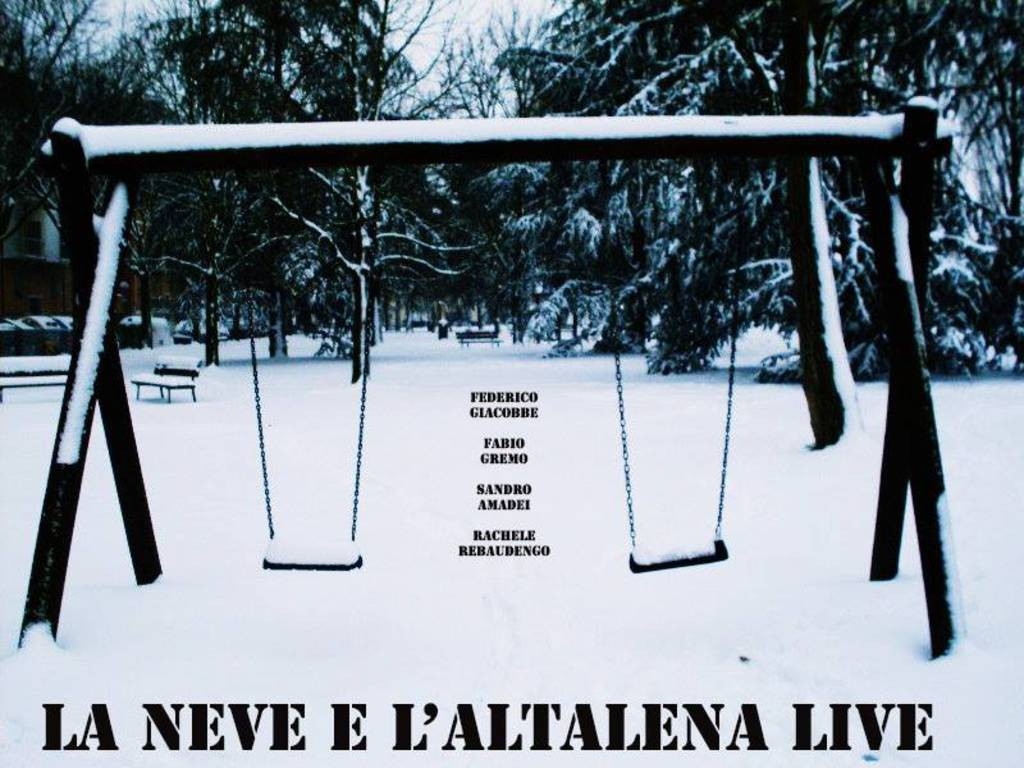 La Neve e L'Altalena