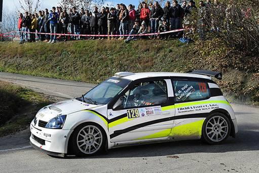 Lanterna Corse Rally Team,