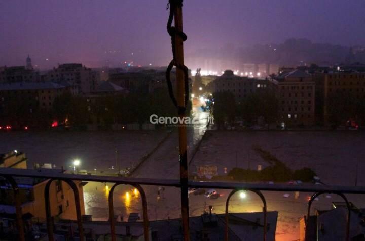 Maltempo a Genova 9 ottobre 2014