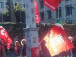 manifestazione roma cgil