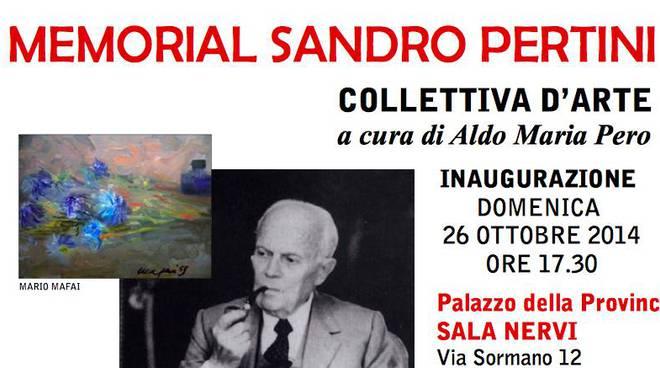 Memorial Sandro Pertini