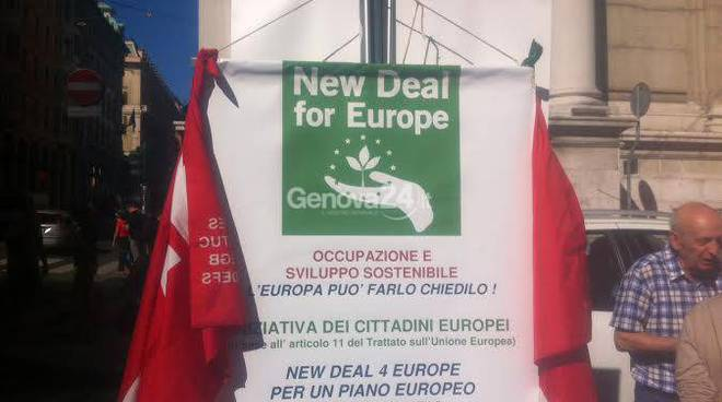 New deal for Europe