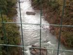nubifragio fontanabuona torrente lavagna
