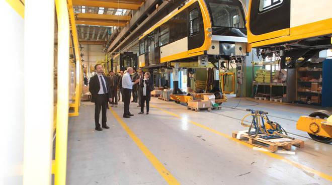 nuovi treni metropolitana