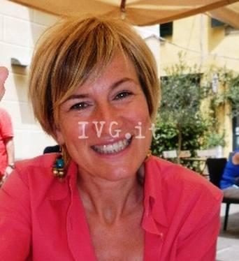 Paola Allaria assessore Bilancio Albenga