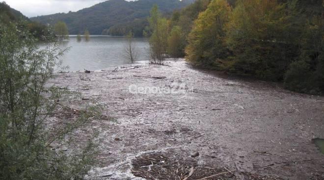 parco dell'antola alluvione