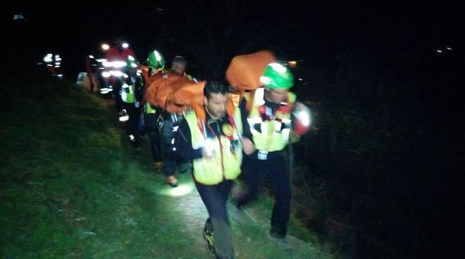 salvataggio soccorso alpino