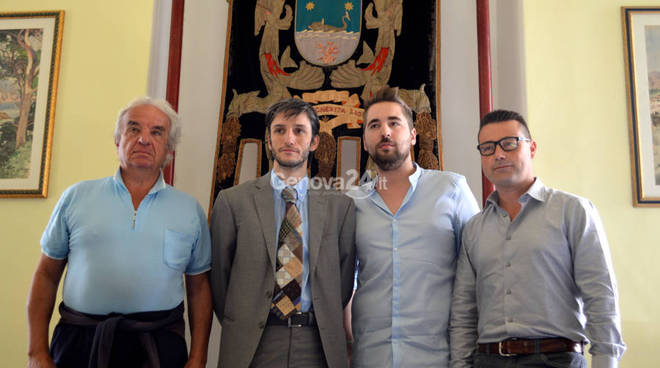 Staff del sindaco di Santa Margherita Ligure