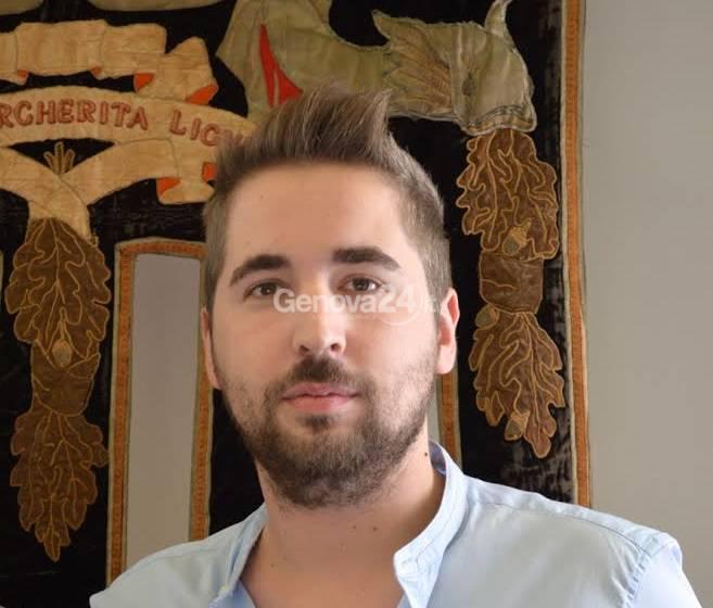 Staff del sindaco di Santa Margherita Ligure, Gregory Verrando