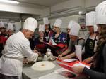 Studenti stranieri Alberghiero Finale Ligure cucina ligure