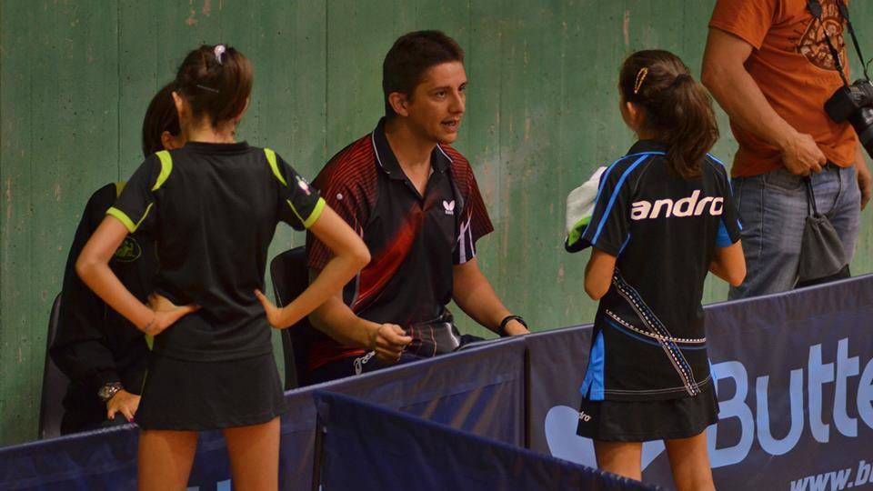 Tennistavolo torneo di Este