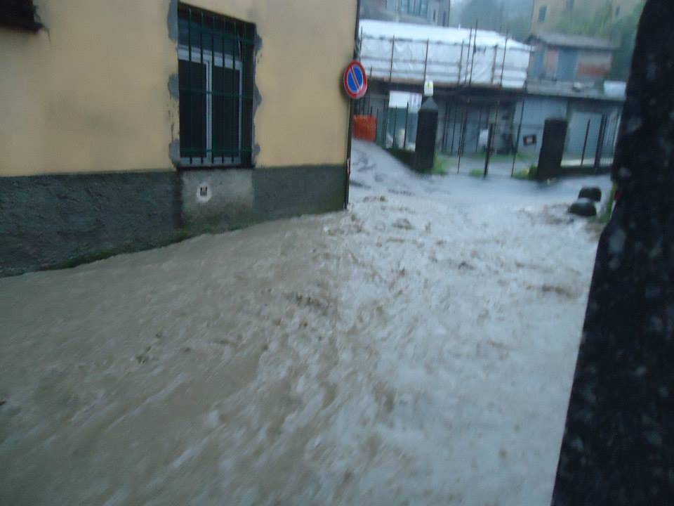 alluvione busalla