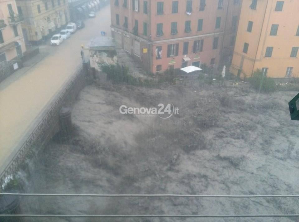 alluvione genova 15 novembre