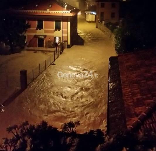 alluvione lavagna