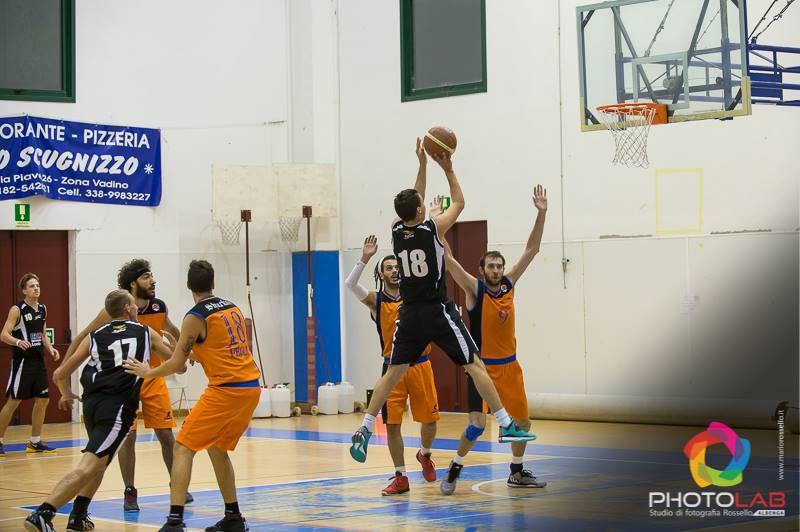 basket Albenga Pegli
