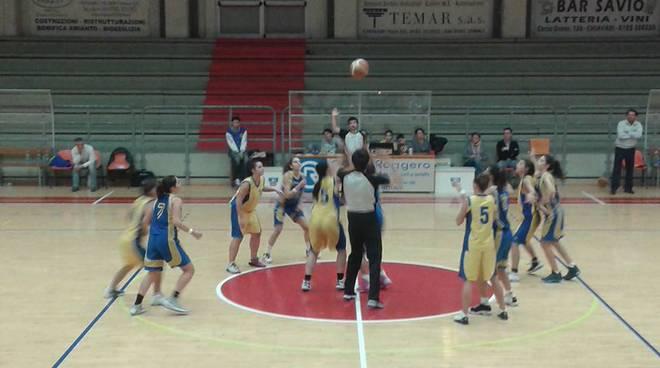 basket C femminile