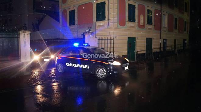 carabinieri rapallo