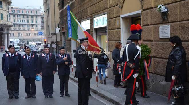carabinieri, virgo fidelis