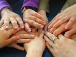 disabilità il granello amicizia bambini